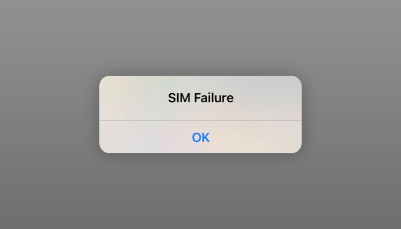 iOS 14.7 Beta 2 Reportedly Causing 'SIM Failure' on Developers' iPhones