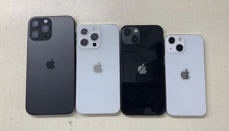 No Triskaidekaphobia Here: Apple's 2021 Lineup to Use 'iPhone 13' Moniker