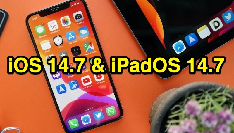 Fifth Betas of iOS 14.7 & iPadOS 14.7 Seeded to Developers and Public Beta Testers