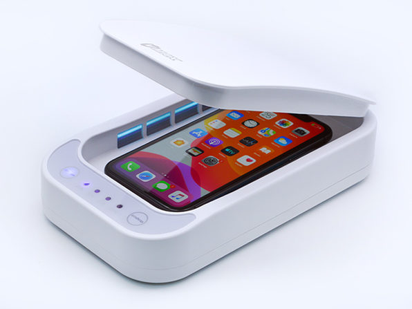 MacTrast Deals: Cell Phone UV Sanitizer