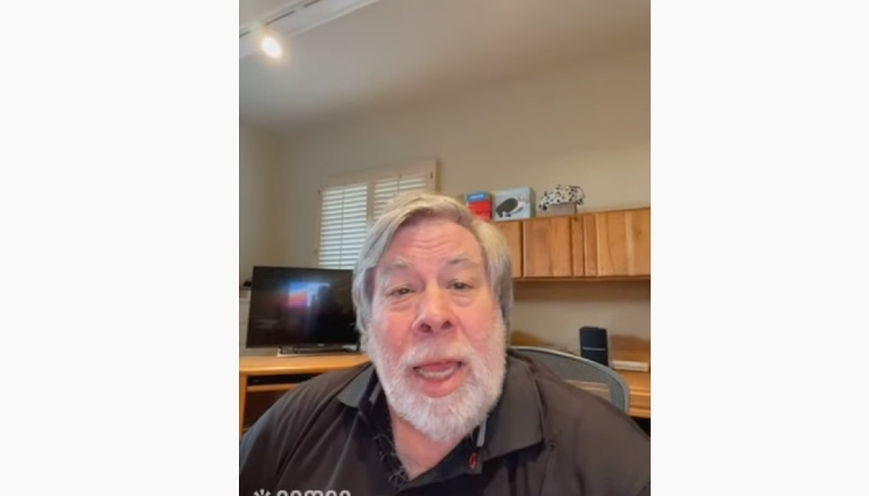 Apple Co-Founder Steve Wozniak is a Right to Repair Advocate