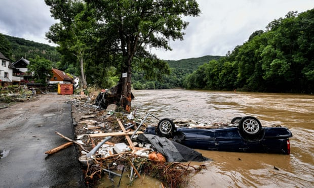 Apple Donating to Western Europe Flood Relief Efforts