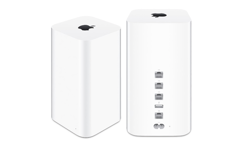 Experts Warn of Apple AirPort Time Capsule Drive Failures