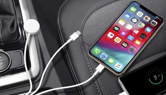 4-in-1 Multi-Port & Apple Watch Charger