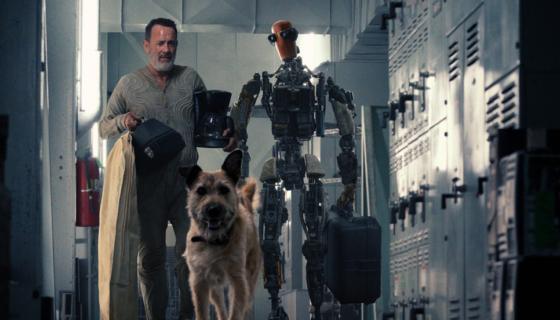 Apple TV+ Finch - Tom Hanks