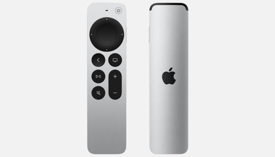 Apple TV Siri Remote