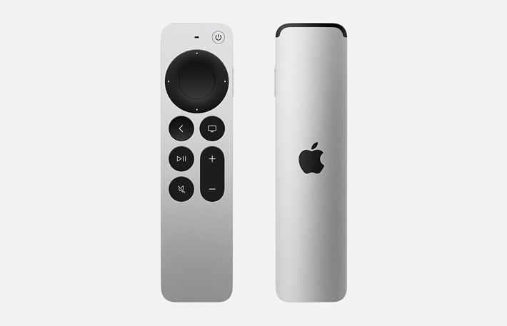 Apple Releases Firmware Update for New Siri Remote