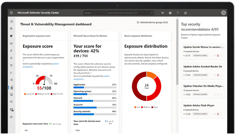 Microsoft Defender for Endpoint Enterprise-Level AntiVirus App Now Offers Native Apple Silicon Support