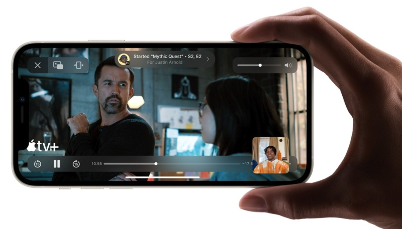 FaceTime SharePlay Feature Won't be Available at iOS 15 and macOS Monterey Launch