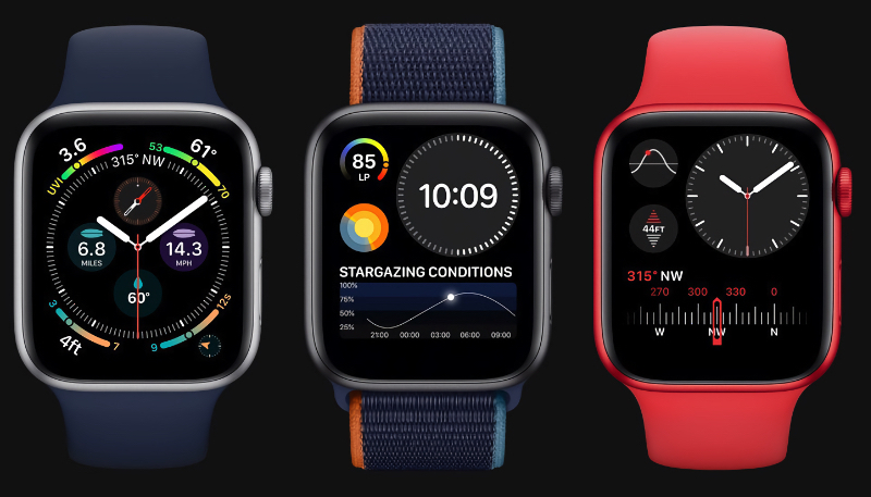 Bloomberg's Gurman: Several New Apple Watch Series 7 Faces to Take Advantage of 16% Larger Display
