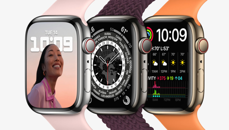 Apple Watch Series 7 Orders Open This Friday, Oct 8 – Deliveries to Begin Friday, Oct 15