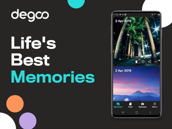 MacTrast Deals: Degoo Premium: Lifetime 10TB Backup Plan