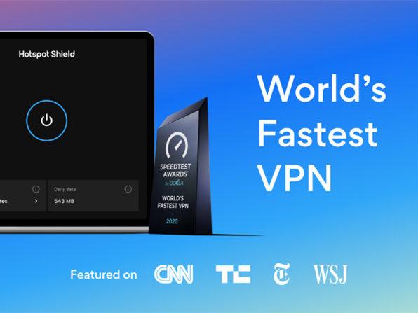 MacTrast Deals: HotSpot Shield VPN Premium: 3-Yr Subscription