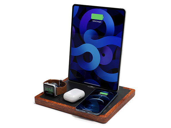 MacTrast Deals: NYTSTND QUAD MagSafe Wireless + USB-C Charging Station